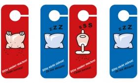 Icons für Hotel Klinkenschild