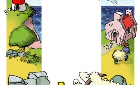 Kinderbuch Illustration