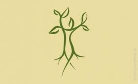 Logo Muster Kräuferfrau