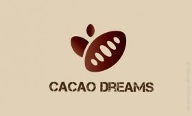 Logo Cacao Dreams Muster