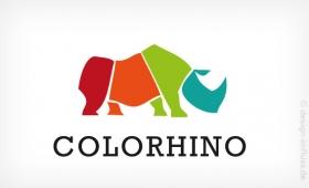 Logo Colorhino Muster