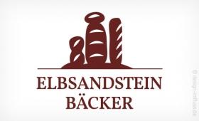 Logo-Muster Elbsandstein Bäcker