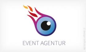 Logo Event Agentur Muster