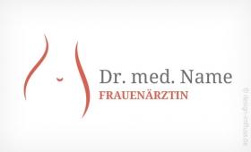 Logo Muster Frauenärztin