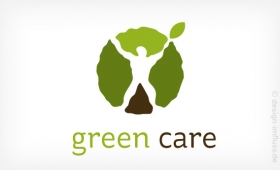 Logo Green Care Muster