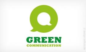 Logo Green Communikation Muster