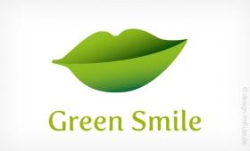 Logo Greensmile Muster