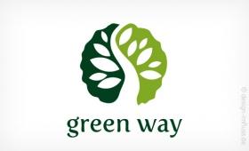 Logo greenway Muster