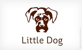 Logo Little Dog Muster