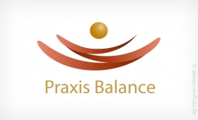 Logo praxis-balance Muster