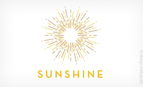 Logo sunshine Muster