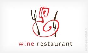 Logo Weinrestaurant Muster