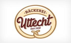 Bäckerei Uttecht | Logo Relaunch