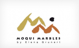 Moqui Marbles | orange D