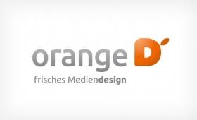 orange D