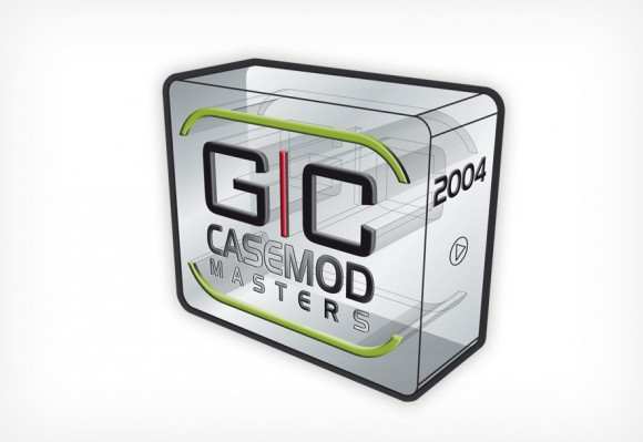 Casemod Masters Logo der Games Convention Leipzig