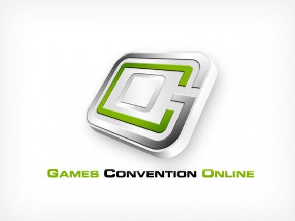 Logo für die Games Convention Online der Leipziger Messe - GCO