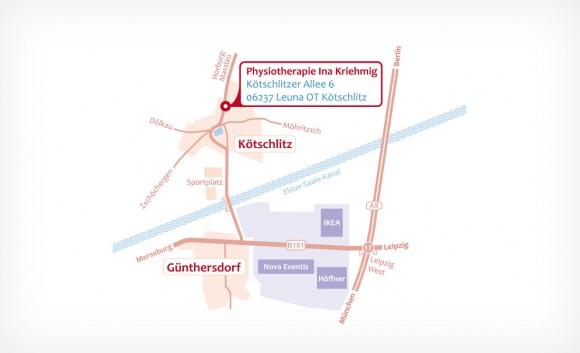 Kriehmig-Karte