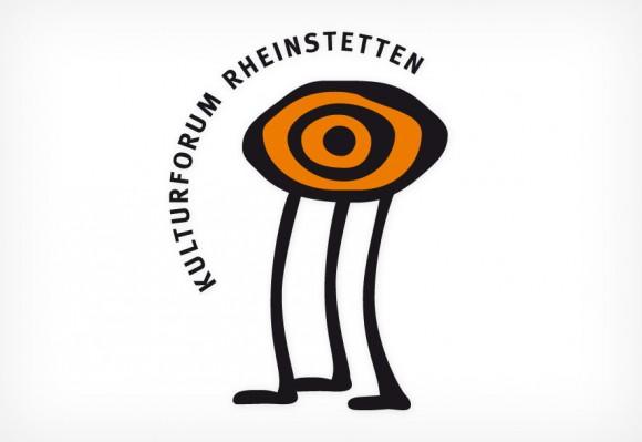 Logo für das Kulturforum Rheinstetten