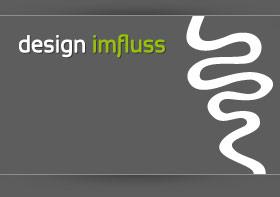 Logo design imfluss
