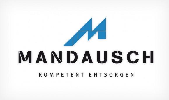 Logo für Mandausch, Firma der Entsorgungs- und Abfallwirtschaft in Frankfurt