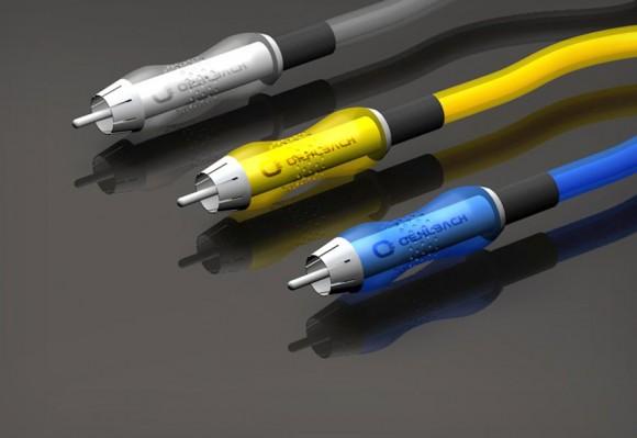 Stecker-Design für Oehlbach Kabel