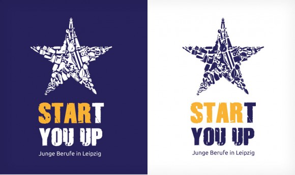 STARt you up Logo