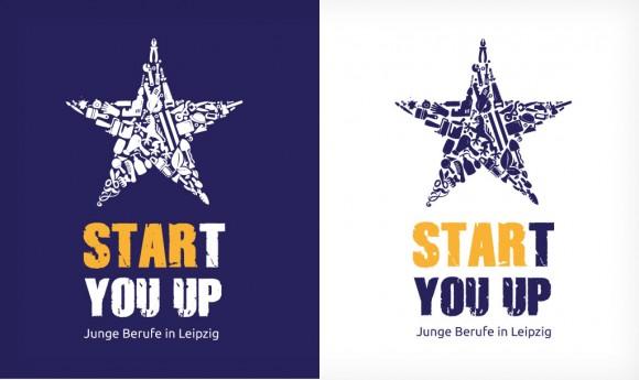 STARt you up Logo