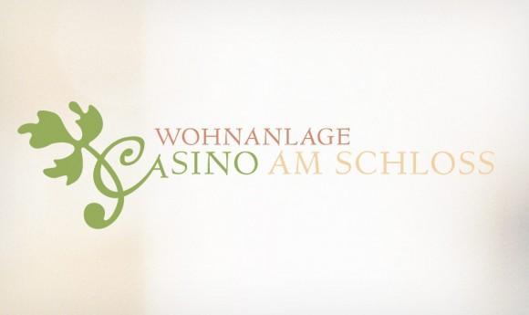 Logo für die Wohnanlage »Casino am Schloss« in Rastatt