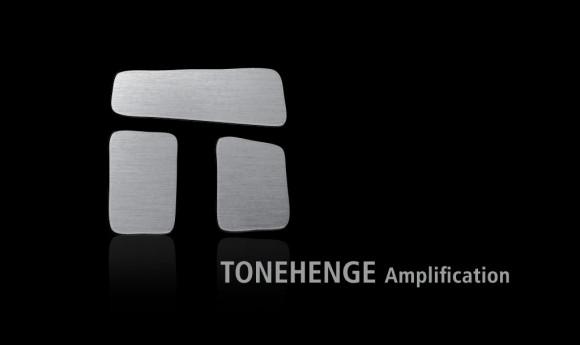 Logo für Tonehenge Amplifikation, Gitarrenverstärkung