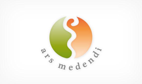 Logo für die ars medendi GmbH in Ehrenfriedersdorf