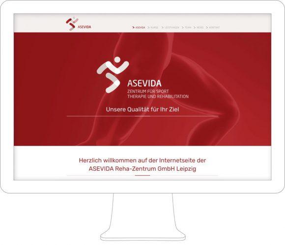 ASEVIDA Webdesign