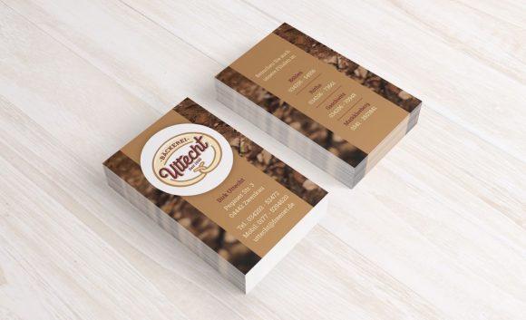 Bäckerei Uttecht Visitenkarten