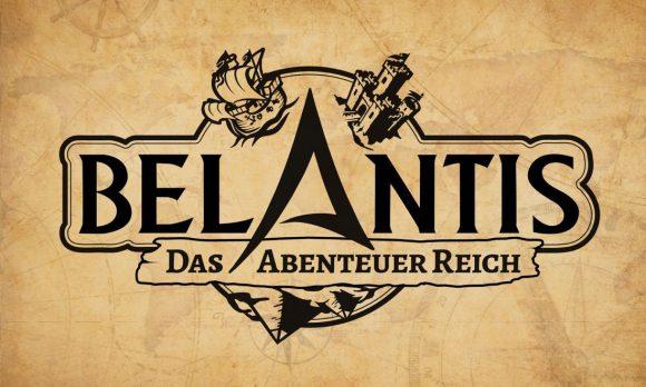 Belantis Logo als Strichzeichnung