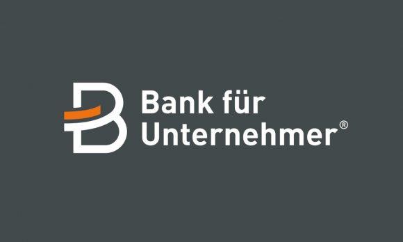Logo invers Bank für Unternehmer