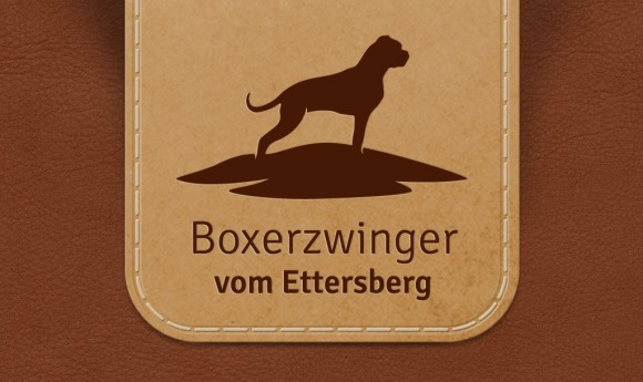 Logo Bocerzwinger vom Ettersberg Leder Look