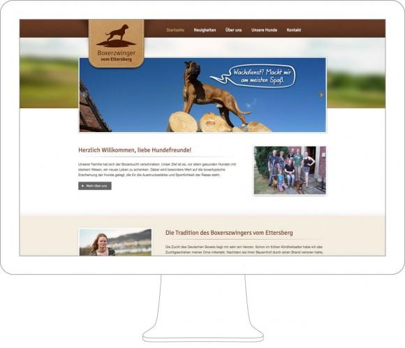 Boxerzwinger vom Ettersberg Web