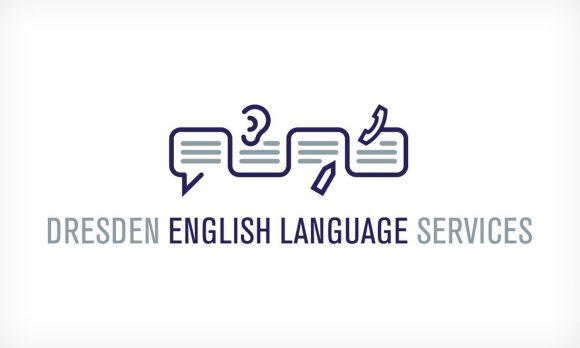 Dresden English Language Services Logo