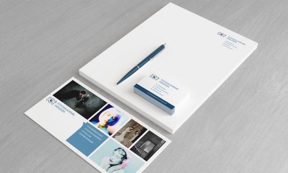 Fotoakademie Dresden Corporate Design