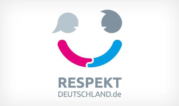 Logo Respekt Deutschland