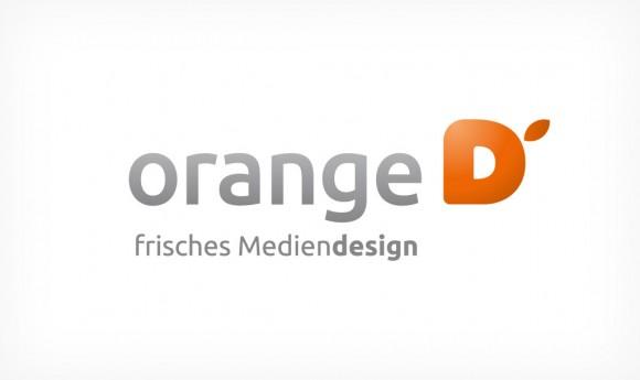orange D Logo